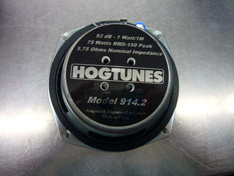 Harley-Davidson Hog Tunes Speakers #914.2 Touring Street Glide Ultra Classic