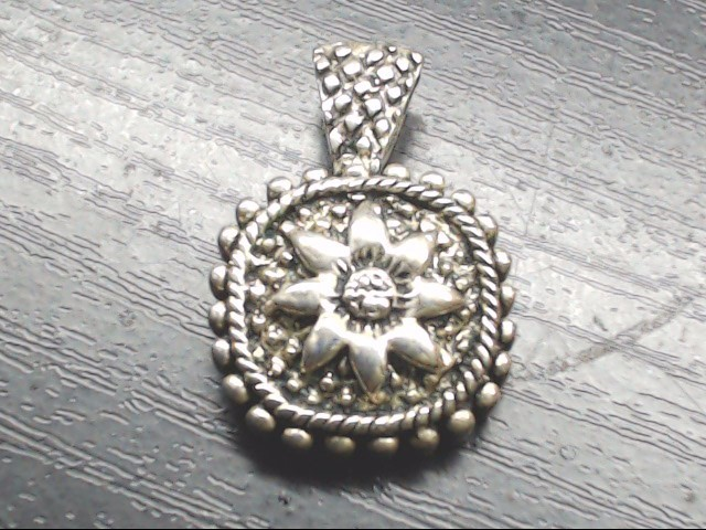 Silver Charm 925 Silver 6.4g