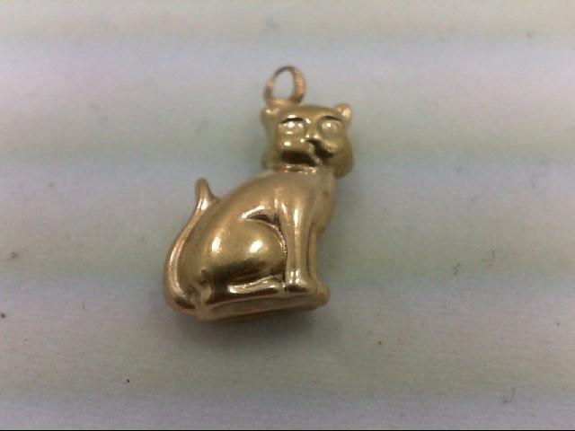 Gold Charm 10K Yellow Gold 1g