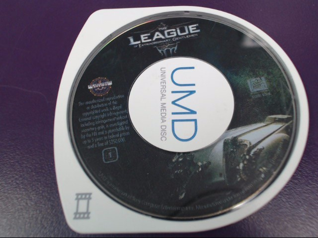 SONY Sony PSP THE LEAGUE OF EXTRAORDINARY GENTLEMEN
