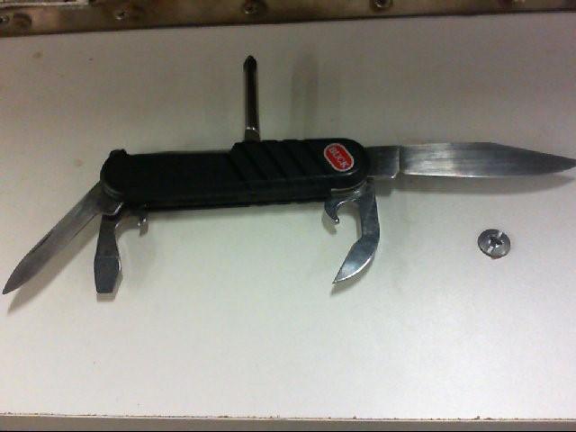 BUCK KNIVES Hunting Knife MULTITOOL