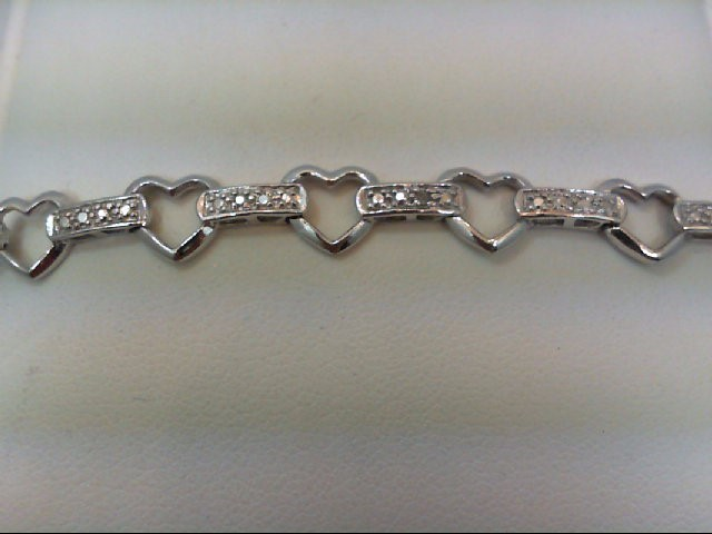 Silver Bracelet 925 Silver 6.7g