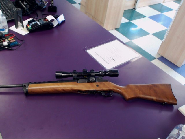 RUGER Rifle MINI 14 CAL 223