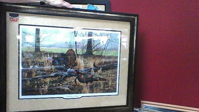 NWTF Photograph FRAMED PICTURES
