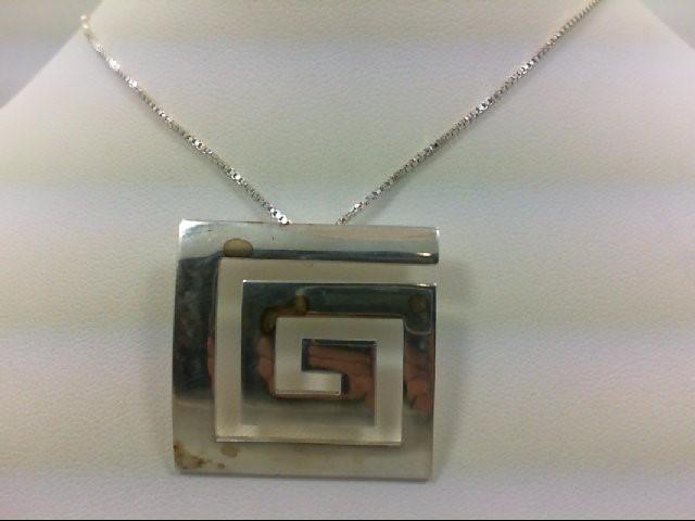 Silver Pendant 925 Silver 8.5g