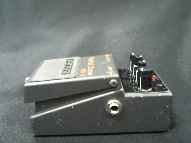 BOSS Effect Equipment MT-2 METAL ZONE