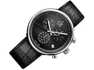 CALVIN KLEIN Gent's Wristwatch 5BAR