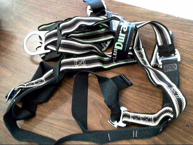 MILLER Hand Tool SAFETY HARNESS DURAFLEX