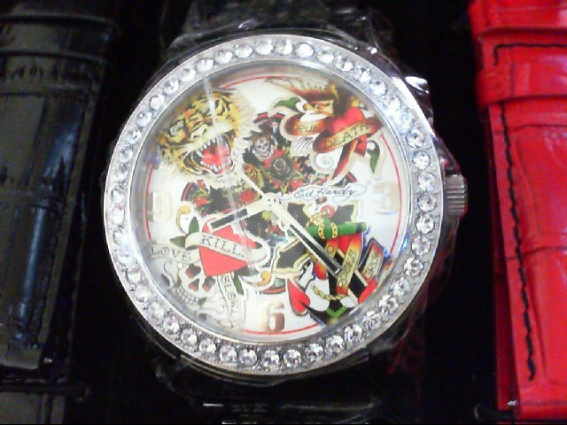 ED HARDY Lady's Wristwatch WATCH