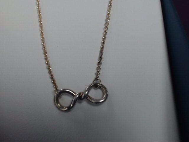 "18"" Silver Chain 925 Silver 4.73g"
