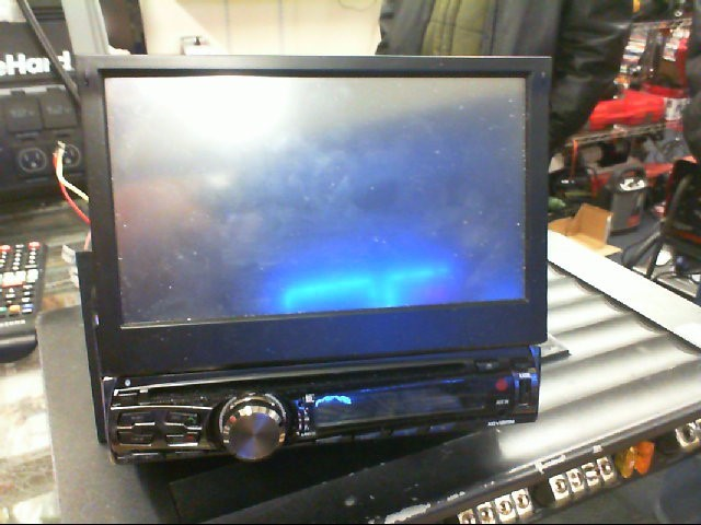 XD Car Audio X358