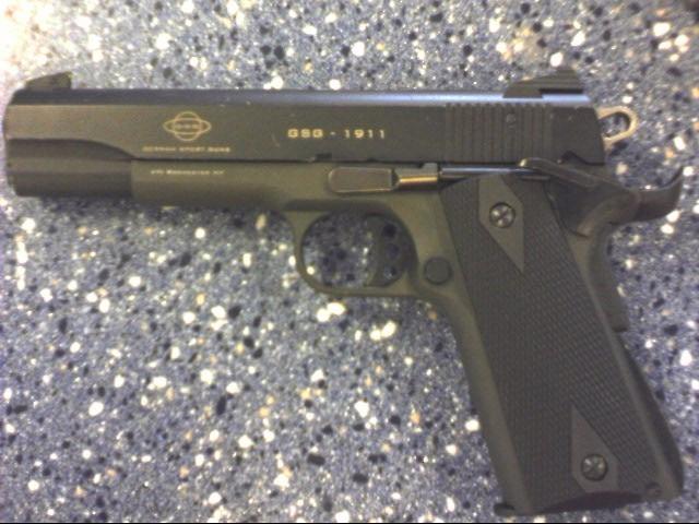 GSG PISTOL GERG2210M1911B .22 LR