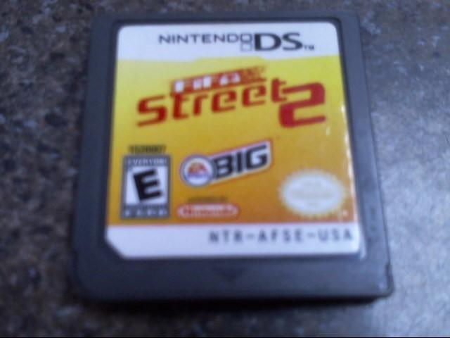 NINTENDO Nintendo DS Game FIFRA STREET 2
