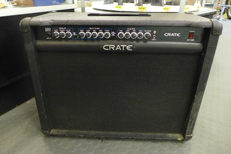 CRATE Electric Guitar Amp GT212