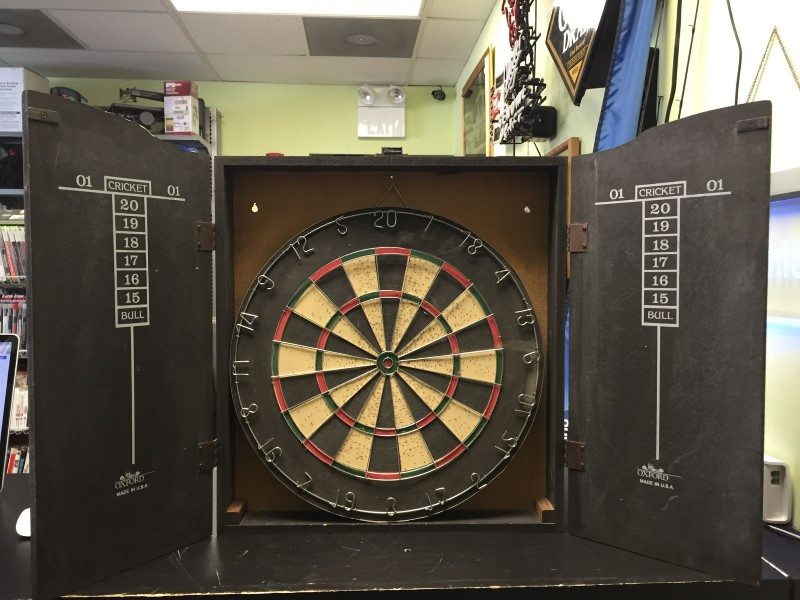 Indoor Sports DART BOARD