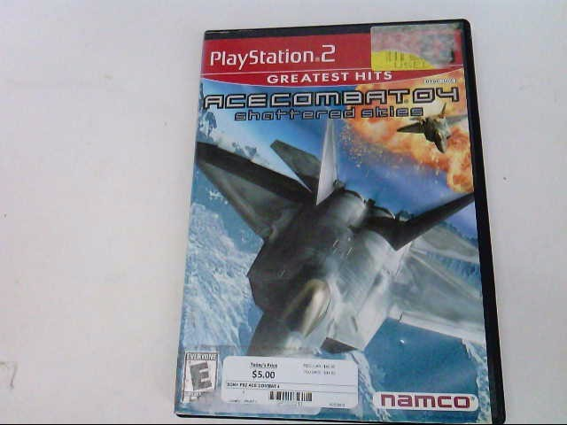 SONY Sony PlayStation 2 ACE COMBAT 4