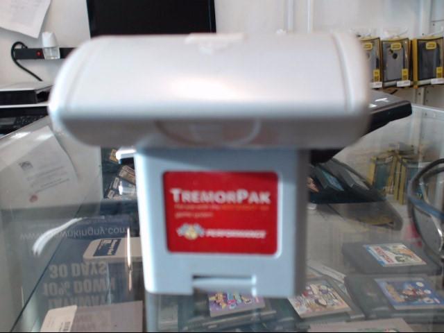 NINTENDO Video Game Accessory TREMORPAK
