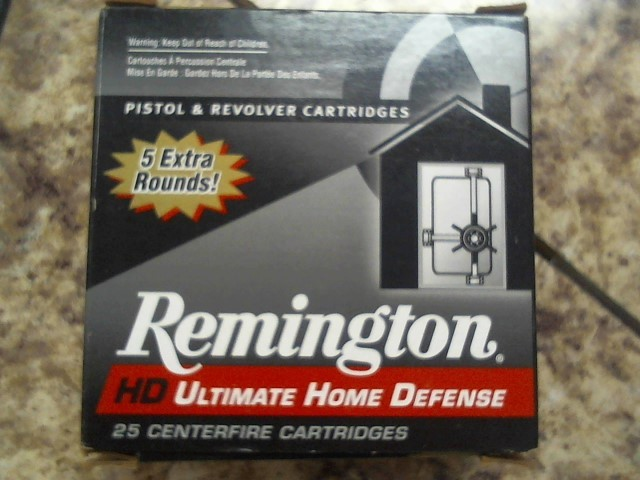 REMINGTON FIREARMS Ammunition 40 S&W