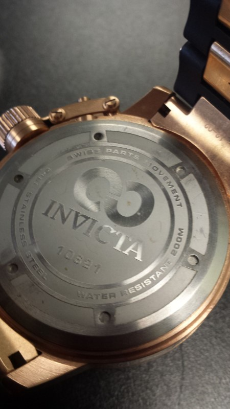 INVICTA Gent's Wristwatch 10621