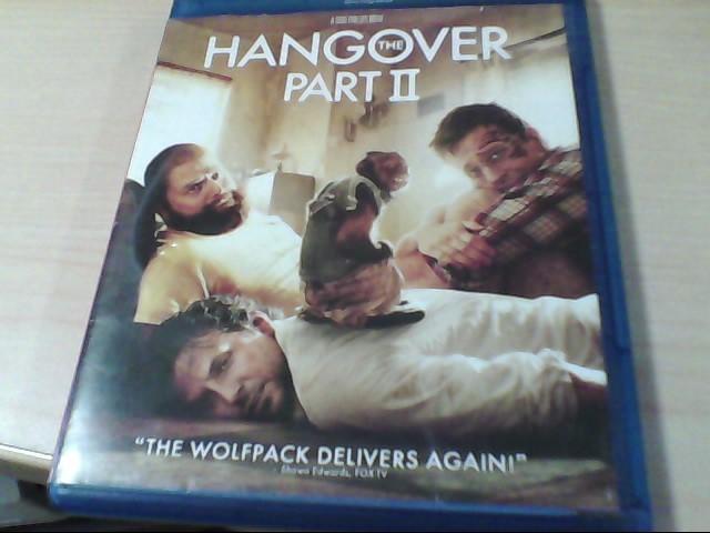 BLU-RAY MOVIE Blu-Ray THE HANGOVER PART II