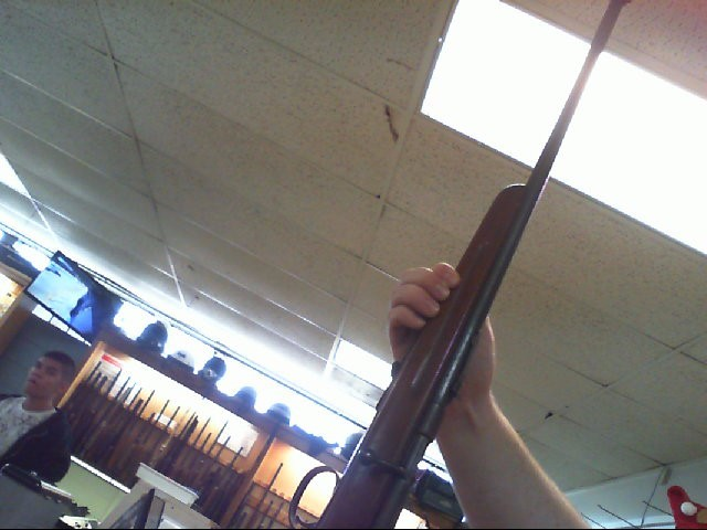SAVAGE ARMS Rifle MODEL 6