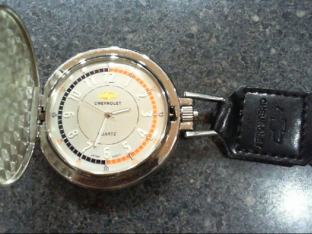CHEVY POCKET WATCH