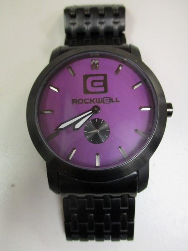 ROCKWELL Gent's Wristwatch CT110