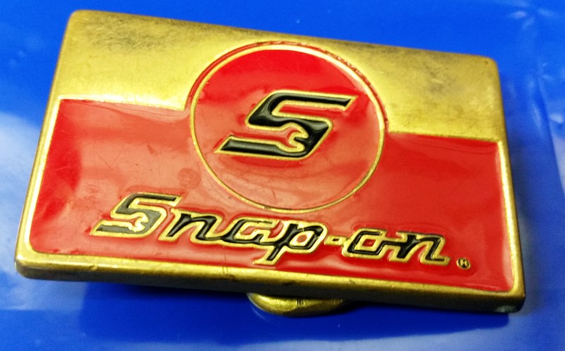 SNAP ON Men's Accessory BELT BUCKLE