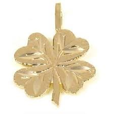 Gold Charm 10K Yellow Gold 0.2dwt