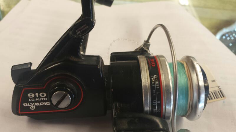 OLYMPIC Fishing Reel LG-AUTO