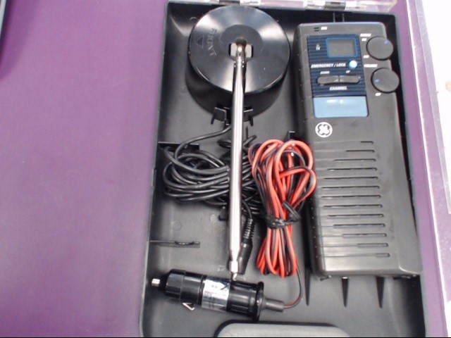 GE 2 Way Radio/Walkie Talkie 3-5920A