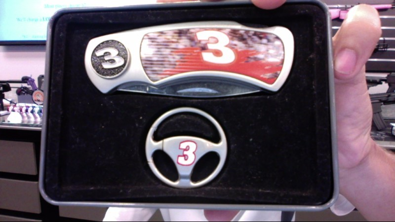 DALE EARNHARDT Pocket Knife KNIFE