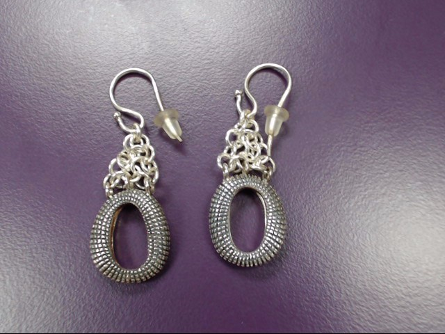 Silver Earrings 925 Silver 7.9g