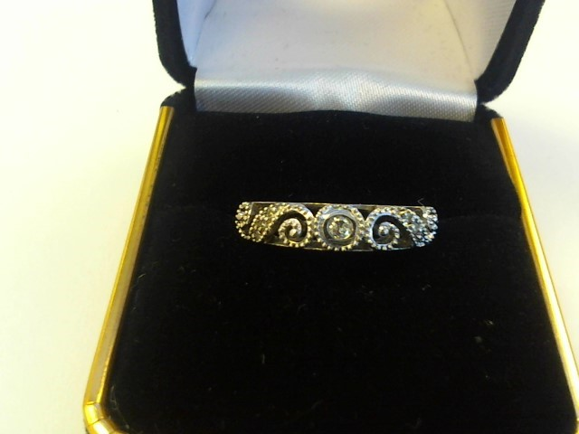 Lady's Gold Ring 14K Yellow Gold 1.8dwt