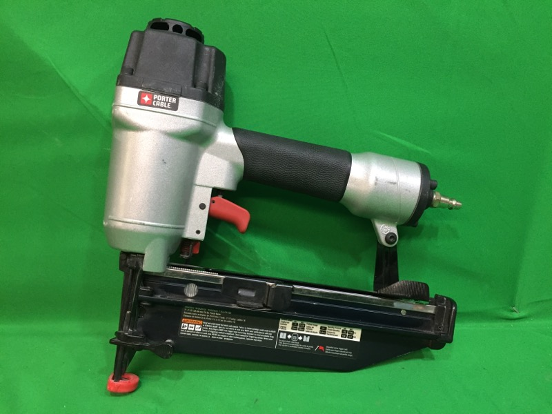 "Porter Cable FN250SB 1"" to 2-1/2"" Pneumatic 16 Gauge Air Finish Nailer Nail Gun"