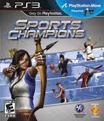 SONY Sony PlayStation 3 SPORTS CHAMPIONS
