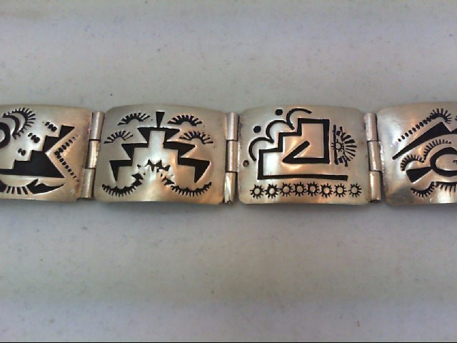 Silver Bracelet 925 Silver 36.4g