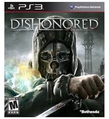 SONY Sony PlayStation 3 DISHONORED