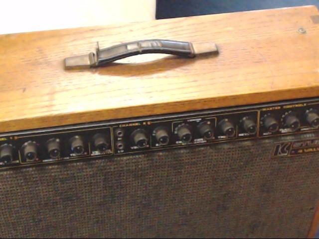 KUSTOM Electric Guitar Amp 4 VALVE