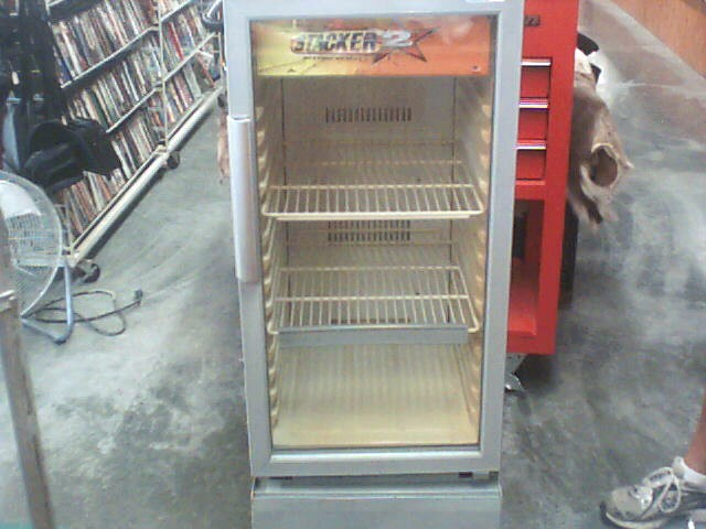 VISI Refrigerator/Freezer MINI REFRIDGERATOR