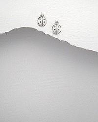 Silver Earrings 925 Silver 0.94g