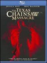 BLU-RAY MOVIE Blu-Ray THE TEXAS CHAINSAW MASSACRE