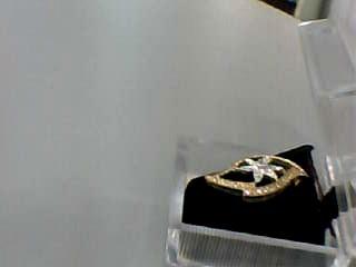 Gold-Multi-Diamond Pendant 84 Diamonds .252 Carat T.W. 14K 2 Tone Gold 1.1dwt