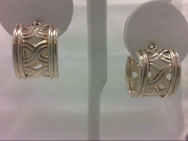Silver Earrings 925 Silver 4.4g