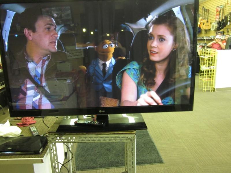 LG FLAT PANEL TV 60PV250
