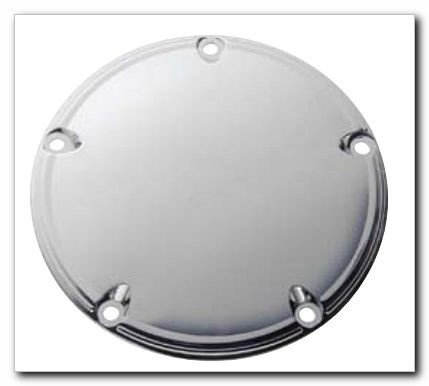 CUSTOM CHROME 600680 5 HOLE DERBY COVER 99-UP