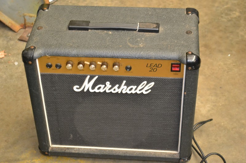 MARSHALL Electric Guitar Amp LEAD 20