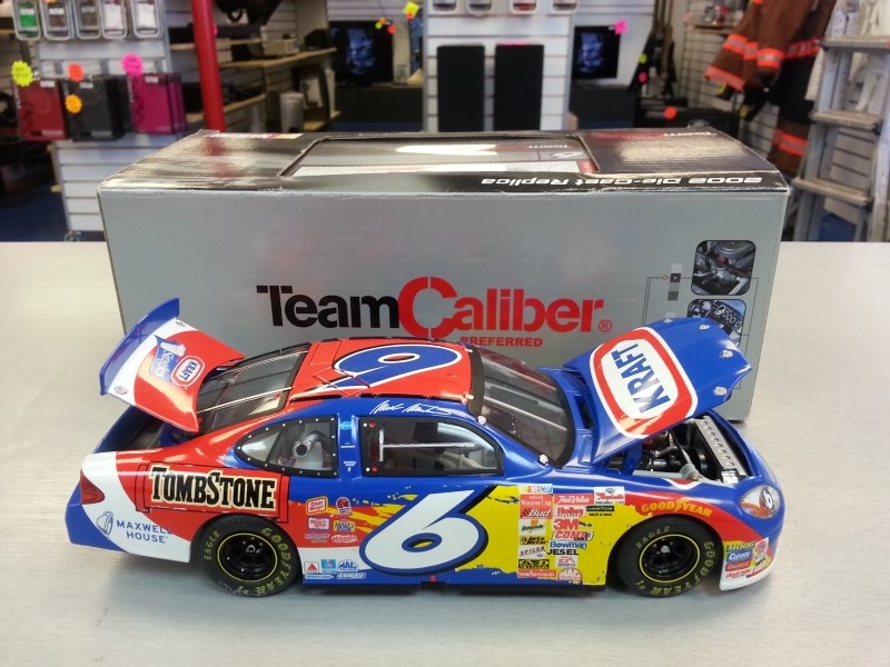 TEAM CALIBER TEAM KRAFT- MARK MARTIN
