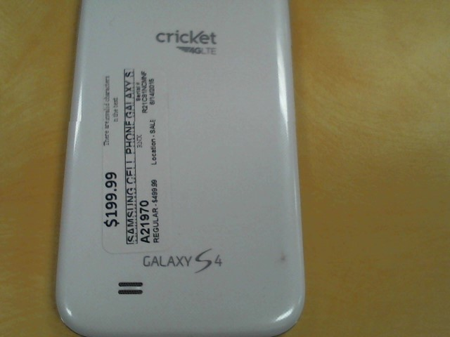 SAMSUNG Cell Phone/Smart Phone SCH-R970C