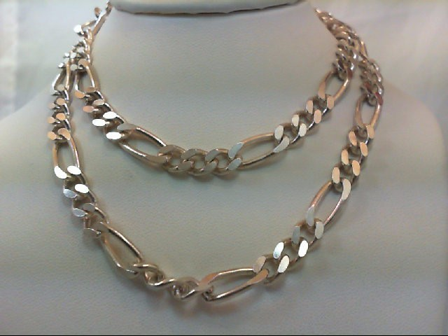 "22"" Silver Chain 925 Silver 38.1g"
